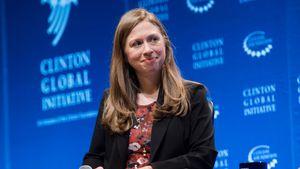 Das Baby ist da: Chelsea Clinton ist jetzt dreifache Mutter