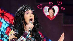 Bruce Jenner und Cher