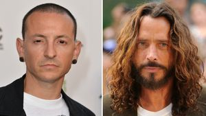 Chester Bennington und Chris Cornell