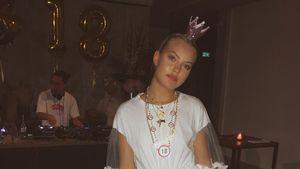 Endlich 18! So feiert Cheyenne Ochsenknecht ihren Birthday