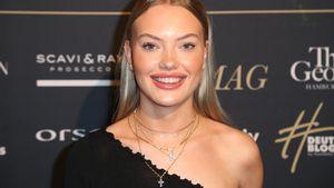 Metallic-Look: Cheyenne Ochsenknecht zeigt neue Haarfarbe