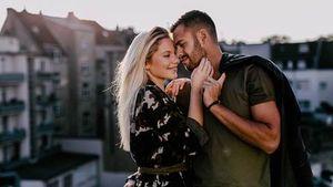 Cheyenne Pahde und ihr Freund Daniel Engelbrecht