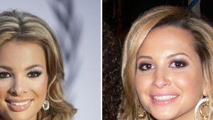 Monrose-Mandy und Chiara Ohoven als Zwillings-Paar
