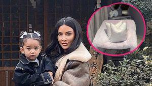 So edel ist das Kinderzimmer von Kims Tochter Chicago West!