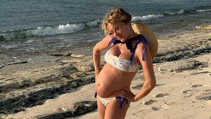 Nach Schwanger-News: Chloe Sevigny zeigt ihren Babybauch
