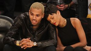 Chris Brown und Rihanna, Dezember 2012