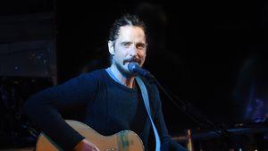 Chris Cornell bei einem Auftritt in Malibu Anfang 2017