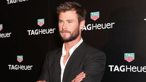 Chris Hemsworth beim Heuer 01 Launch