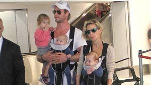 Stark für zwei: Chris Hemsworth als Super-Daddy