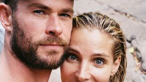 Zu Elsas Geburtstag: Chris Hemsworth teilt private Paarfotos