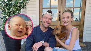 Eine Woche nach Geburt: Lauren Bushnell postet Baby-Pics!