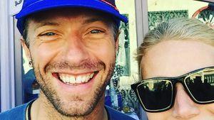 Mit süßem Foto: Gwyneth Paltrow gratuliert Ex Chris Martin
