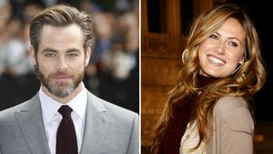 Chris Pine und Vail Bloom