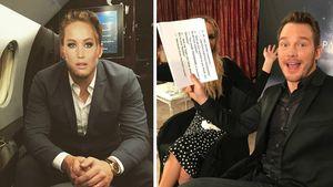Chris Pratts Foto-Streiche auf Kosten von Jennifer Lawrence