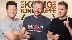 Neue Eventshow: Tall, Barth und Pocher im Live-Comedy-Duell