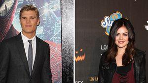 Lucy Hale und Chris Zylka