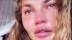Chrissy Teigen sah nicht ins Gesicht ihres toten Babys Jack
