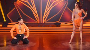 Christian Polanc und Vanessa Bai bei Let's Dance