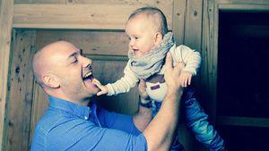 Christian Tews' Twins: Jetzt lernen die beiden Süßen laufen!