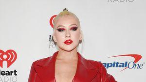Kaum wiederzuerkennen: Christina Aguilera mit roter Mähne