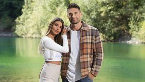 Christina Dimitriou und Aleks eröffneten Corona-Testzentrum