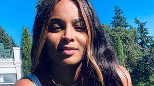 Fitnessplan nach der Geburt: Ciara will 22 Kilo abspecken