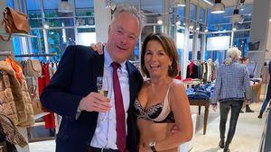 Huch! Claudia Obert posiert mit Ronald Schill – halb nackt!
