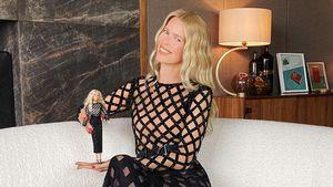 Als Spielzeug verewigt: Claudia Schiffer gibt es als Barbie
