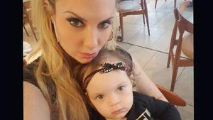 Coco Austin mit Tochter Chanel Nicole