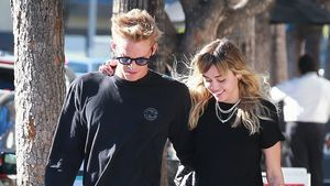 Lunch-Date: Miley Cyrus und Cody Arm in Arm in Los Angeles