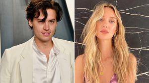 Kuschel-Bummel: Cole Sprouse wieder mit Topmodel unterwegs