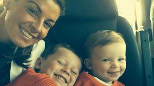 Im WM-Fieber! Die Familie fliegt zu Wayne Rooney