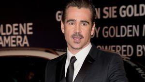 Fremdscham bei Goldener Kamera: Colin Farrell wird zum Meme!