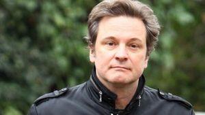 Colin Firth blieb gleich zweimal im Tunnel stecken