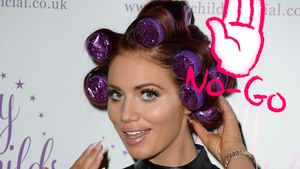 Model Amy Childs