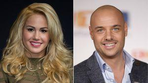 """Angelina Heger und Christian Tews, bekannt aus """"Der Bachelor"""" 2014"""