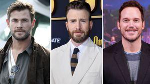 Entscheidung gefallen: Wer ist der beste Chris Hollywoods?