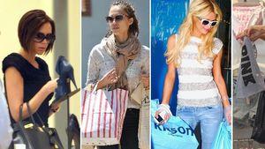 Wer geht denn hier auf Shopping-Tour?