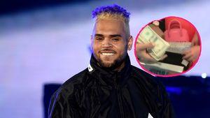Übertrieben? Chris Brown schenkt Tochter (5) Dollar-Bündel