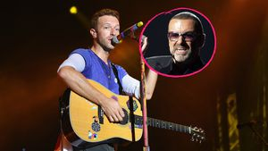 Chris Martin und George Michael