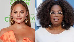 Mobbing-Vorwürfe: Chrissy Teigen will Talk mit Oprah Winfrey