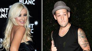 Christina Aguilera und Benji Madden