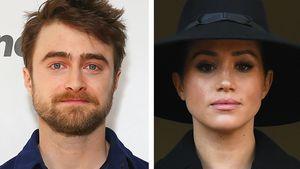"""Wahnsinnig"": Daniel Radcliffe bemitleidet Herzogin Meghan"