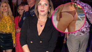 Bikini-Offensive: Jetzt zeigt Daniela Büchner ihren Hintern