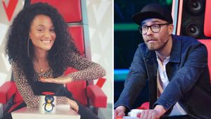 """The Voice""-Dimi: Wieso geht kaum ein Talent zu Team Mark?"