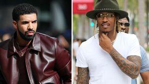 Schüsse gehört: Future und Drakes Party von Polizei gestürmt