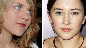 Frances Bean und Zelda Williams