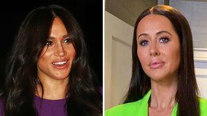 Sind Herzogin Meghan und Jessica etwa gar nicht zerstritten?