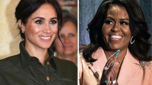 Frauenpower: Meghan bei Projekt mit Michelle Obama dabei