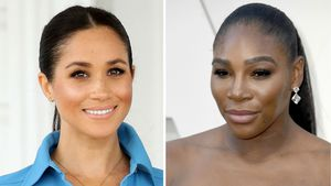 Nach Meghans USA-Umzug: Freut Freundin Serena Williams sich?